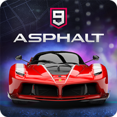 Asphalt 9: Legends - 2018's New Arcade Racing Game ikona