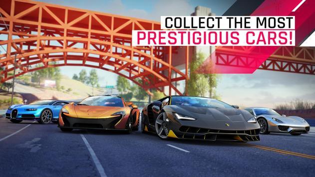 アスファルト9:Legends- 2018年 最新レーシングゲーム ポスター
