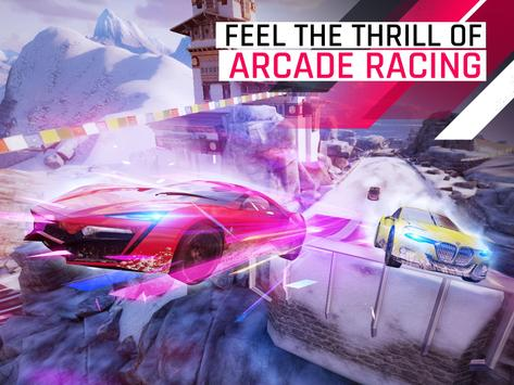Asphalt 9: Legends - 2018's New Arcade Racing Game apk zrzut ekranu