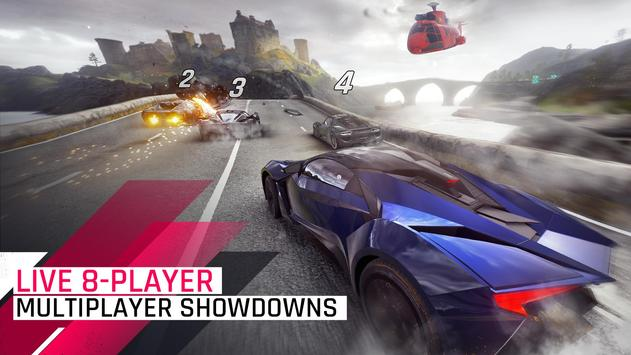 Asphalt 9: Legends - 2018's New Arcade Racing Game APK-Bildschirmaufnahme