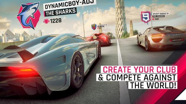 Asphalt 9: Legends - 2018's New Arcade Racing Game 截圖 3