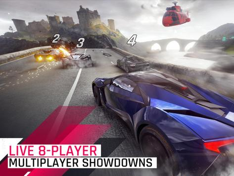 アスファルト9:Legends- 2018年 最新レーシングゲーム apk スクリーンショット