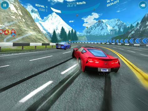 Asphalt Nitro apk screenshot