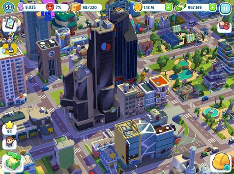 City Mania: Town Building Game apk screenshot