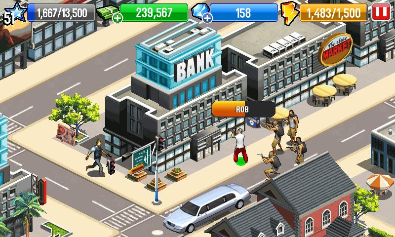 gangstar city mod game download apk