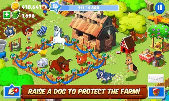 Green Farm 3 海報