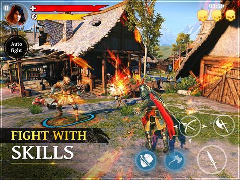 Iron Blade apk screenshot