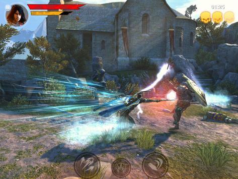Iron Blade: Monster Hunter RPG apk screenshot
