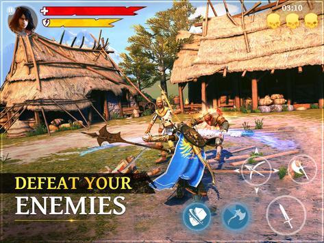 Iron Blade скриншот приложения
