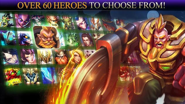 Heroes of Order & Chaos apk screenshot