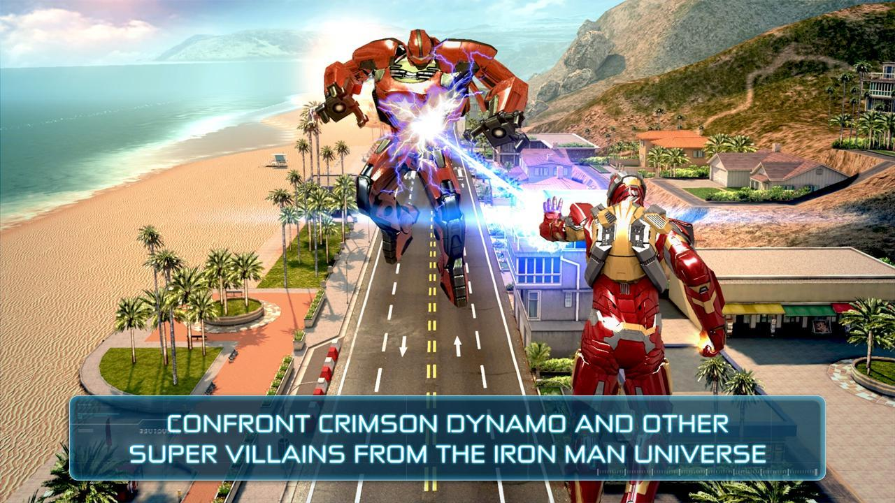Iron Man 3 for Android - APK Download