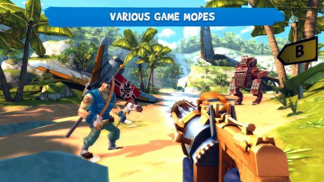 Blitz Brigade - Online FPS fun apk screenshot