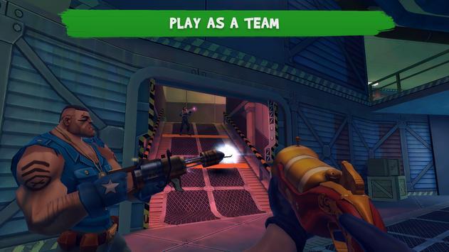 Schermata apk Blitz Brigade - FPS online n.1