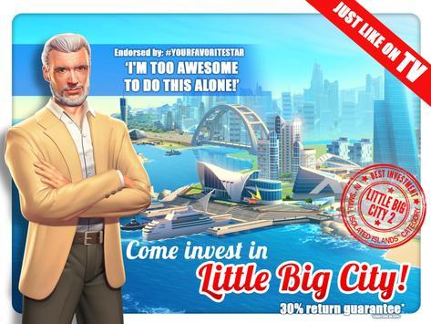 迷你大城市2 海報