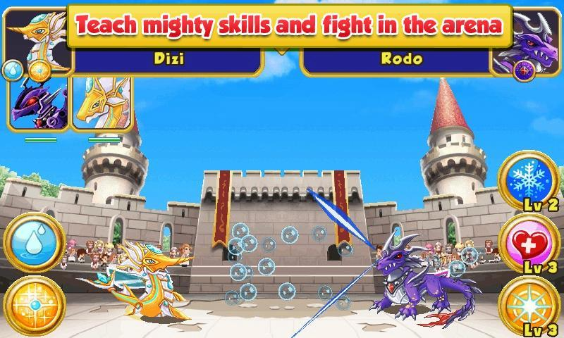 Dragon Mania for Android - APK Download