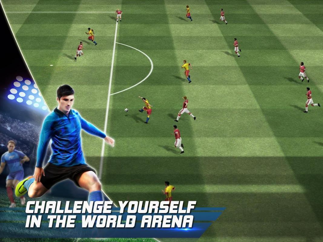 Игра Soccer Set Piece Superstar - Играйте онлайн на Y8.com