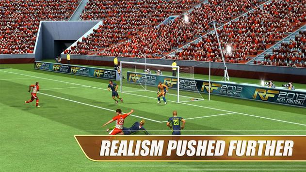 Real Soccer 2013 screenshot 9