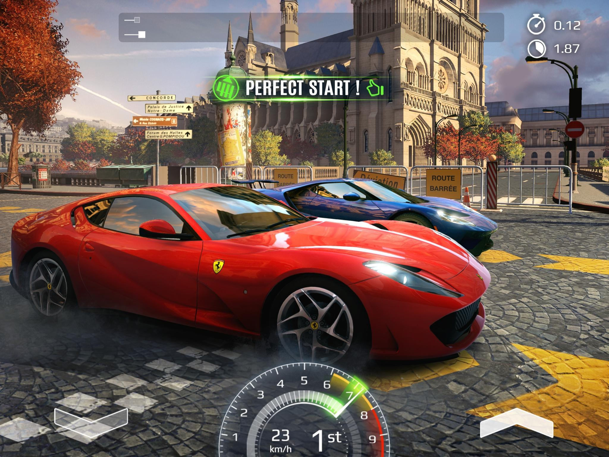 Asphalt Street Storm Racing Apk Download Free Android Game