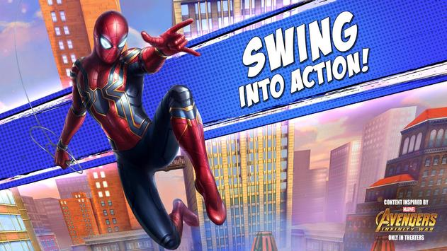 MARVEL Spider-Man Unlimited apk screenshot