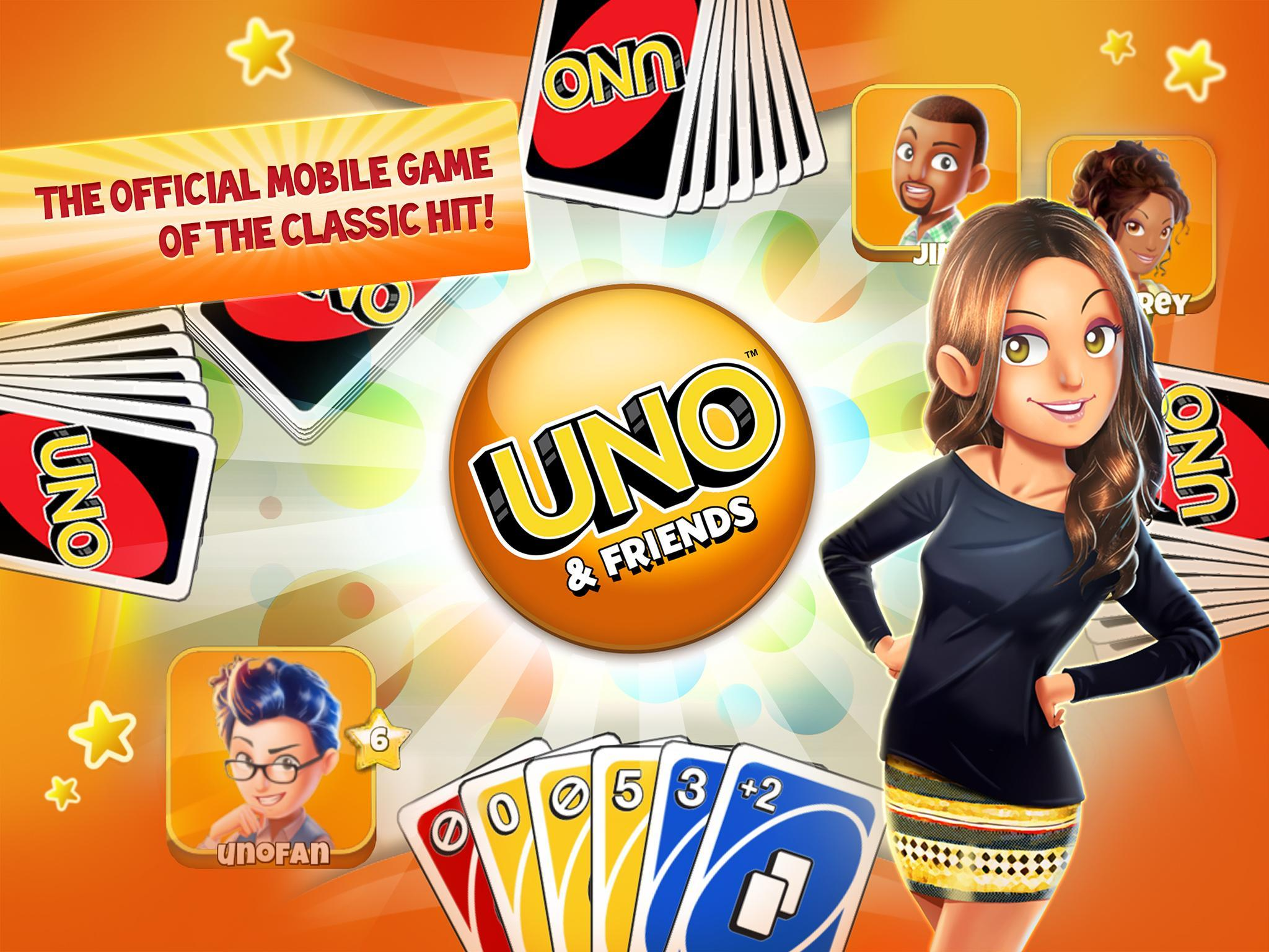 UNO ™ & Friends for Android - APK Download