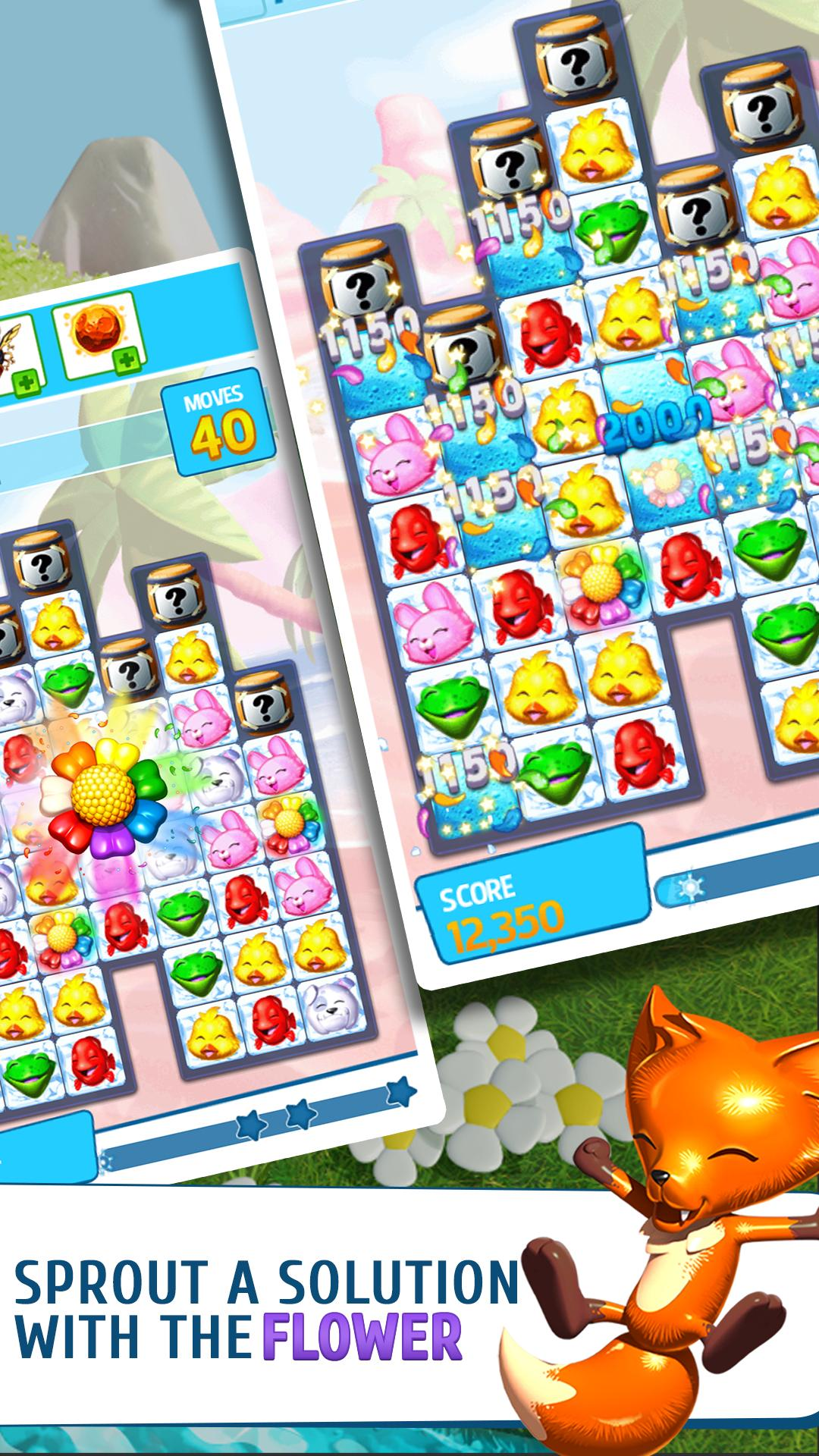 [Game Android] Puzzle Pets - Popping Fun Tiếng Việt