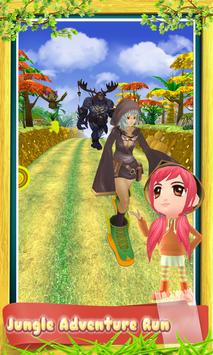 Jungle Run Adventure poster