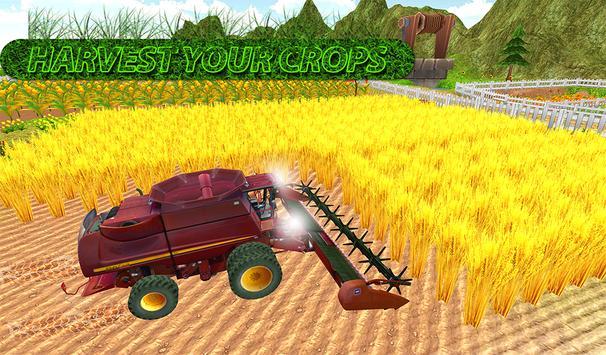 Real Farming Simulator apk screenshot