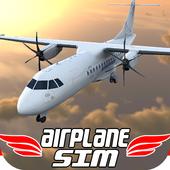 Army Jet Flight Airplane Rescue Simulator 2017 icon
