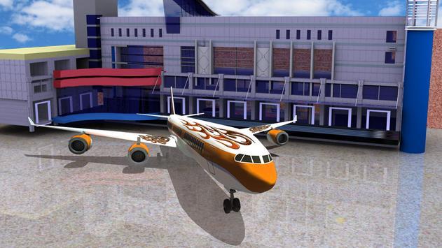 Army Jet Flight Airplane Rescue Simulator 2017 apk screenshot