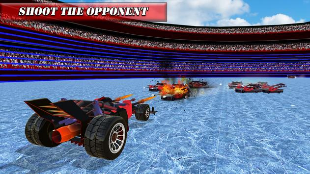 Car Demolition Derby Fight War Race Simulation apk screenshot