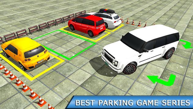 Prado Car Parking Challenge apk screenshot