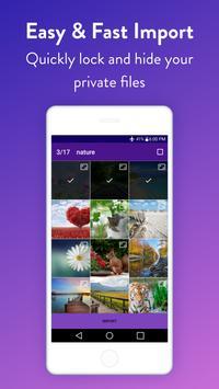 Easy Vault : Hide Pictures, Videos, Gallery, Files apk screenshot