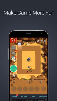 Auto Clicker for Infinite Tap Tower apk screenshot