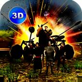 War Battle Simulator 3D icon