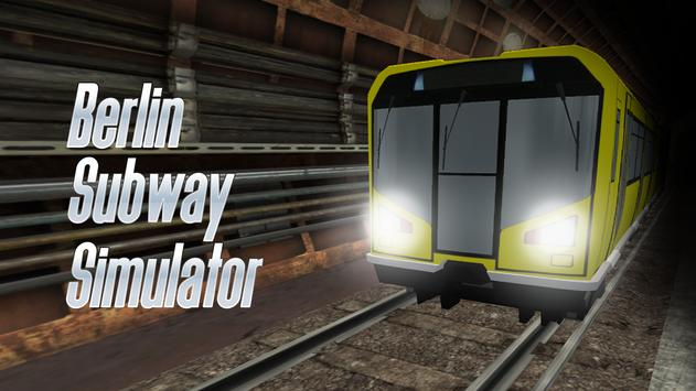 Berlin Subway Simulator 3D apk screenshot