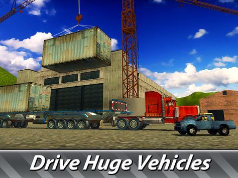 Симулятор Вождения Больших Машин скриншот 5