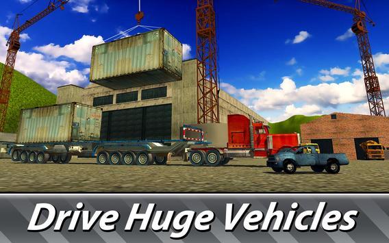Симулятор Вождения Больших Машин скриншот 1