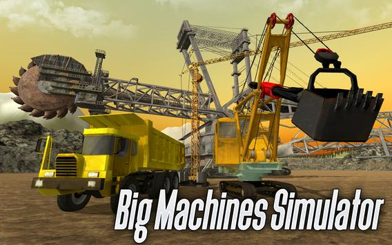 🚍 Big Machines Simulator 3D screenshot 4
