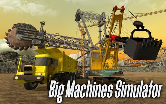 🚍 Big Machines Simulator 3D screenshot 8