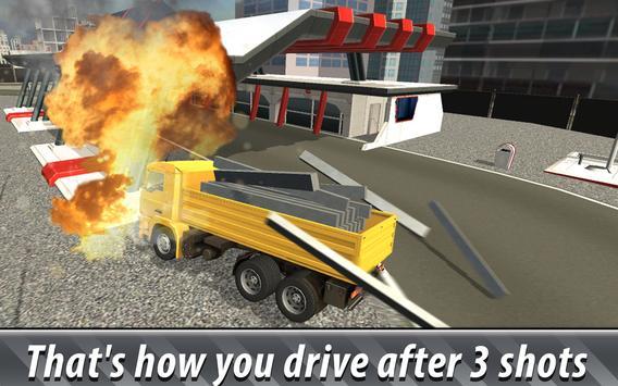 Drunk Driver Simulator 3D apk screenshot