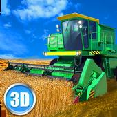 欧洲农场模拟器3D 圖標