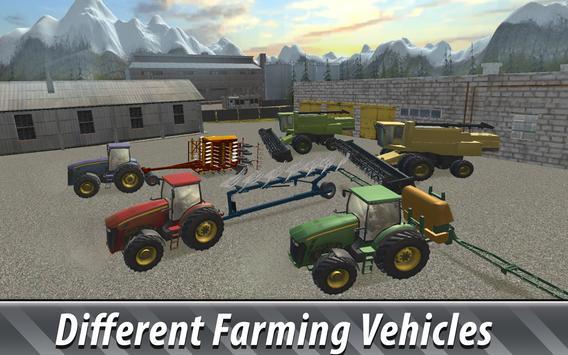 欧洲农场模拟器3D 截圖 2