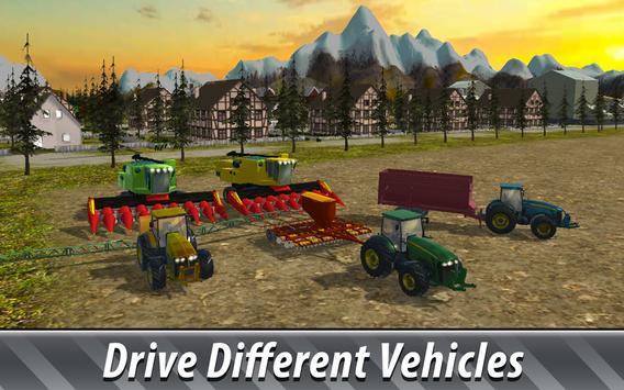 Euro Farm Simulator: Corn apk screenshot