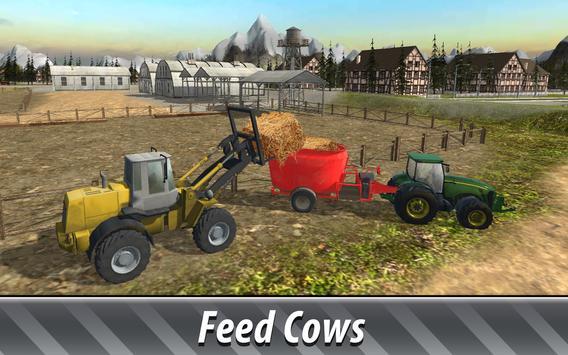 Euro Farm Simulator: Cows apk screenshot