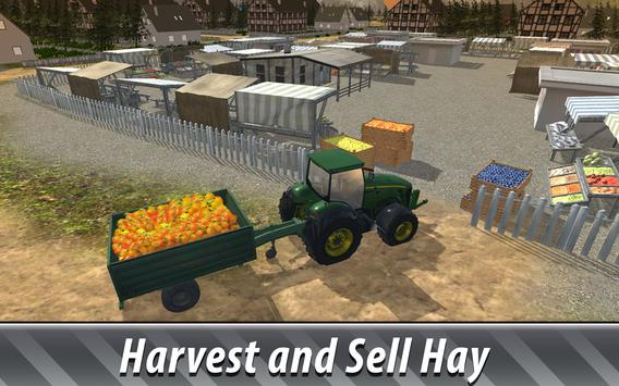 Euro Farm Simulator: Fruit apk screenshot