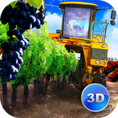 Euro Farm Simulator: Wine आइकन