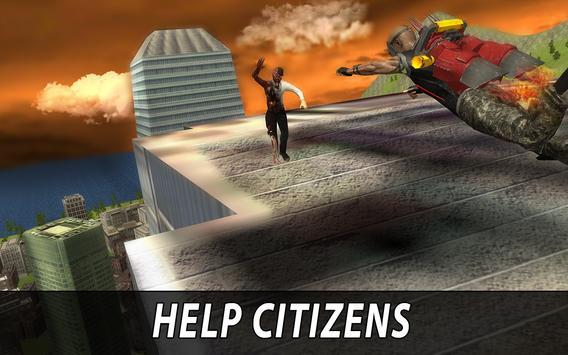 City Hero Simulator 3D apk screenshot