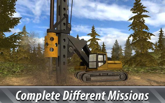 🚧 Offroad Construction Trucks apk screenshot
