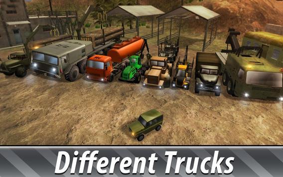 Logging Truck Simulator 2 screenshot 5