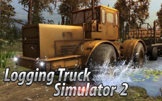Logging Truck Simulator 2 screenshot 8